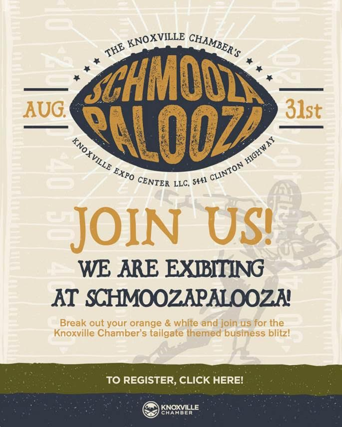 M3 will be exhibiting at the Fall 2017 Schmoozapalooza - Booth A31 - and the theme is a Tailgate! For the best networking in Knoxville, come say hi on Thursday, 8/31. Register here: https://www.eventbrite.com/e/schmoozapalooza-xvii-individual-tickets-tickets-35974833696